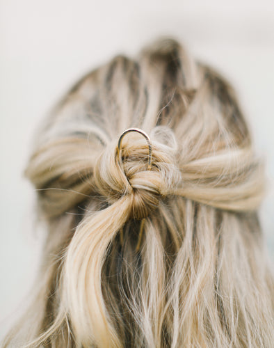 simple hairpin