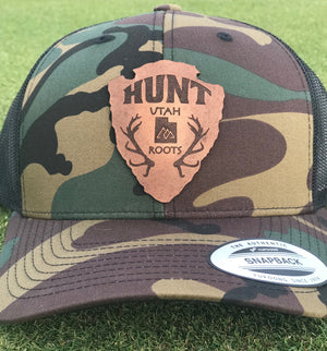 Hunt Your Roots Hat
