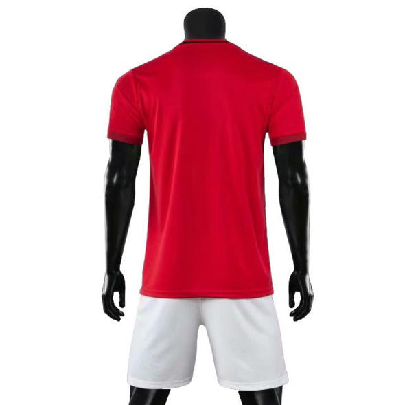 Red Devils Ss Youth Soccer Uniforms