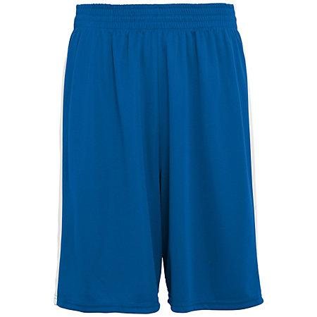 Competition Reversible Shorts Adult Basketball Single Jersey &