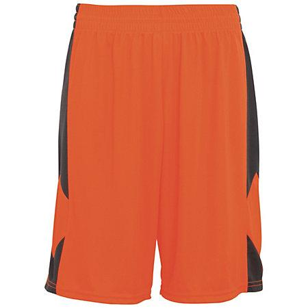 Youth Block Out Shorts Basketball Single Jersey &