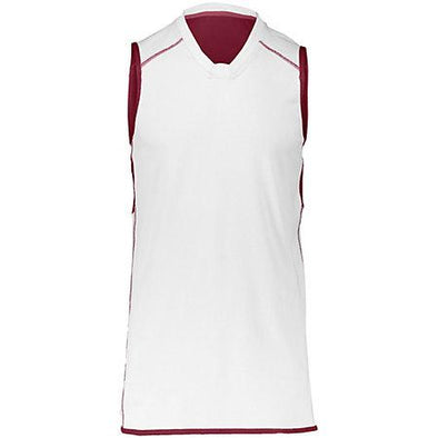 Dual-Side Single Ply Basketball Jersey Adult & Shorts