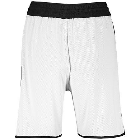 Ladies Dual-Side Single Ply Shorts Basketball Jersey &