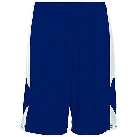 Block Out Shorts Ladies Basketball Single Jersey &