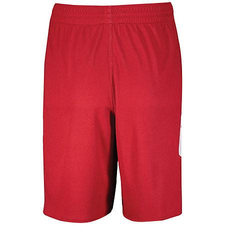 Youth Dual-Side Single Ply Basketball Shorts Jersey &