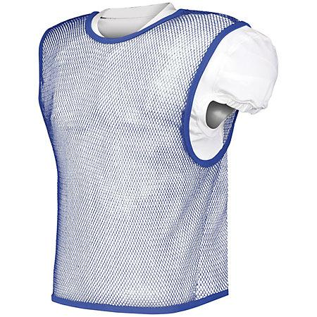 Scrimmage Vest Royal Adult Football