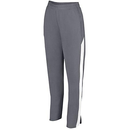 Ladies Medalist Pant 2.0 Graphite/white Softball