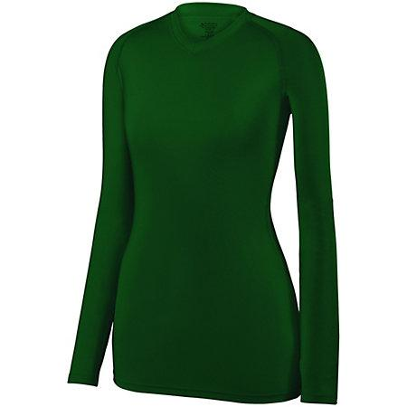 Ladies Maven Jersey Dark Green Adult Volleyball