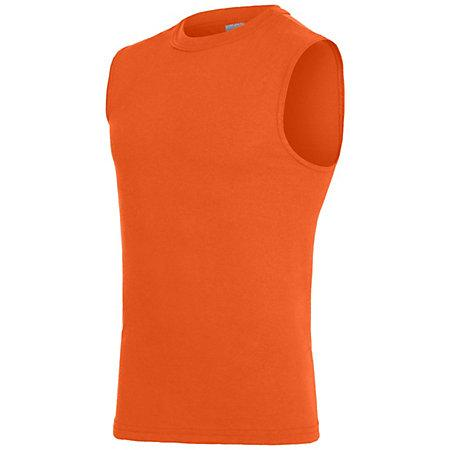 Youth Shooter Shirt Orange Basketball Single Jersey & Shorts