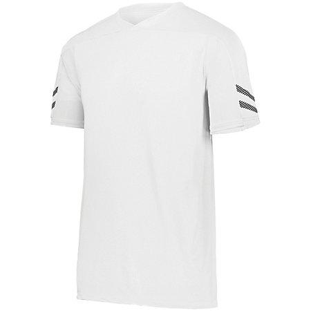 Youth Afield Soccer Jersey White/white/black Single & Shorts