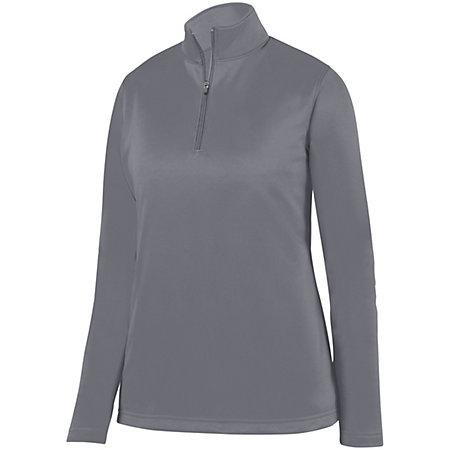 Ladies Wicking Fleece Pullover Graphite Basketball Single Jersey & Shorts