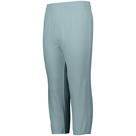 Youth Pull-Up Baseball Pant Blue Grey Baseball