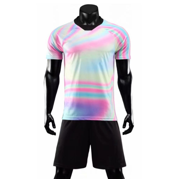 Pastel Ss Adult Soccer Uniforms