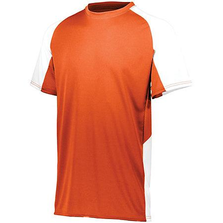 Cutter Jersey Orange/white Adult Baseball