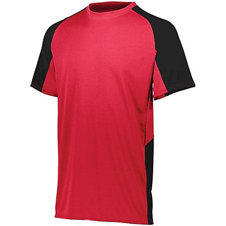 Cutter Jersey Red/black Adult Baseball
