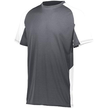 Youth Cutter Jersey Graphite/white Baseball