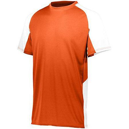 Youth Cutter Jersey Naranja / blanco Béisbol