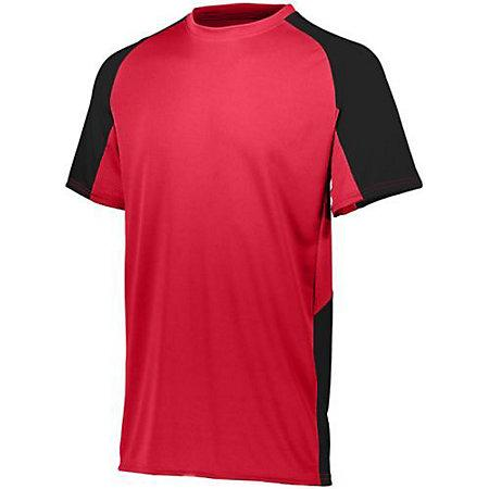 Youth Cutter Jersey Red / black Baseball