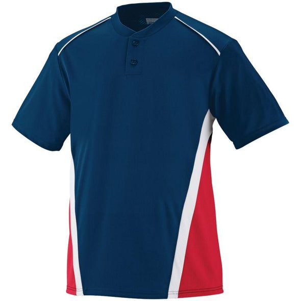 Rbi Jersey Navy/red/white Adult Baseball