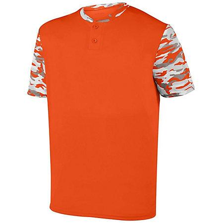 Youth Pop Fly Jersey Orange/orange Mod Baseball