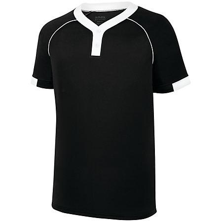 Stanza Jersey Black/white Adult Baseball