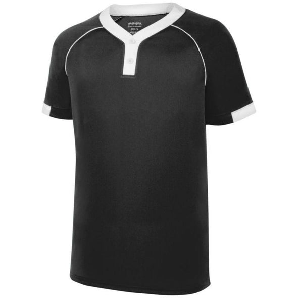 Youth Stanza Jersey Black / white Baseball