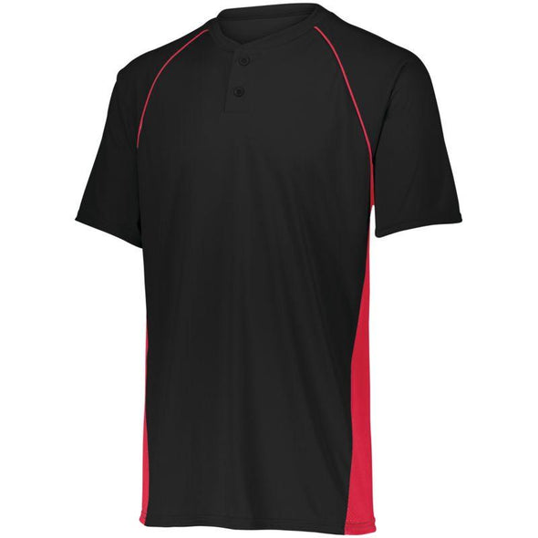 Youth Limit Jersey Black/red Baseball