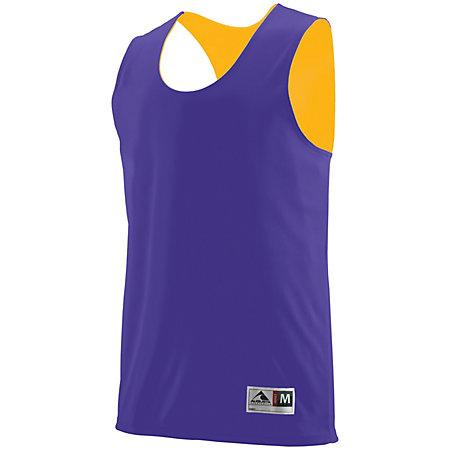 Youth Reversible Wicking Tank Basketball Single Jersey & Shorts