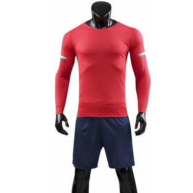 Red 167 - Fc Soccer Uniforms