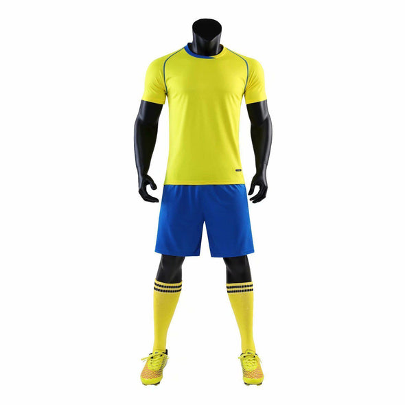 Yellow 174 Adult Soccer Uniforms