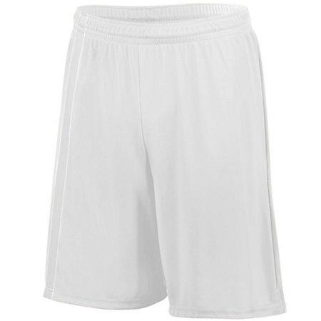 Attacking Third Shorts White/white Adult Single Soccer Jersey &