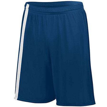 Attacking Third Shorts Navy/white Adult Single Soccer Jersey &