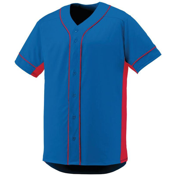 Slugger Jersey Navy/red Adult Baseball