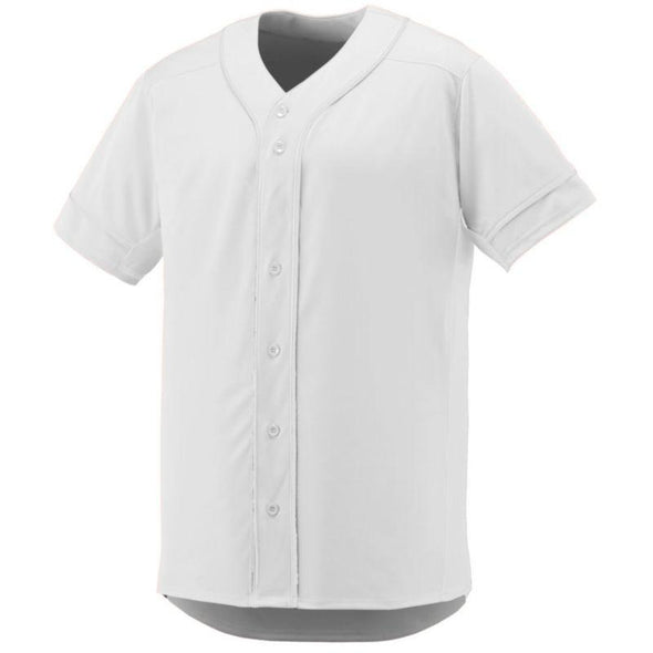 Youth Slugger Jersey White/white Baseball
