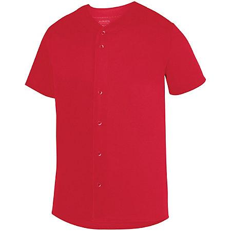 Sultan Jersey Red Adult Baseball