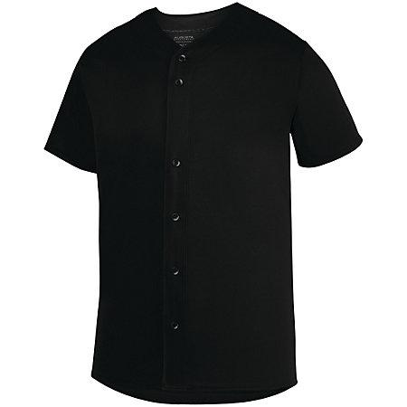 Sultan Jersey Black Adult Baseball