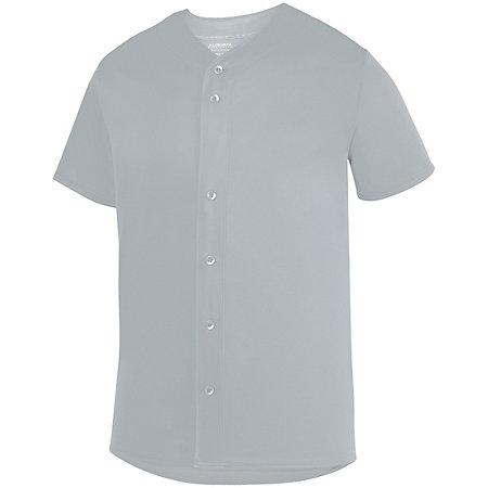 Sultan Jersey Silver Adult Baseball