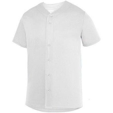 Youth Sultan Jersey White Baseball