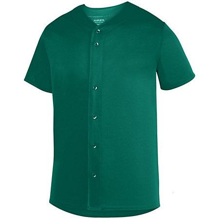 Youth Sultan Jersey Dark Green Baseball