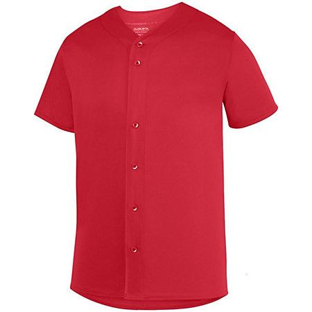 Youth Sultan Jersey Red Baseball