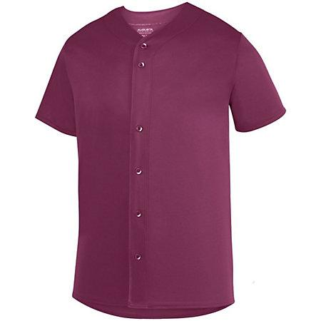 Youth Sultan Jersey Maroon Baseball