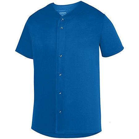 Youth Sultan Jersey Royal Baseball