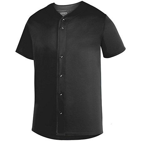 Youth Sultan Jersey Black Baseball