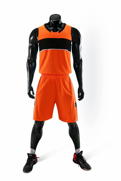 Orange B-102 - Fc Soccer Uniforms