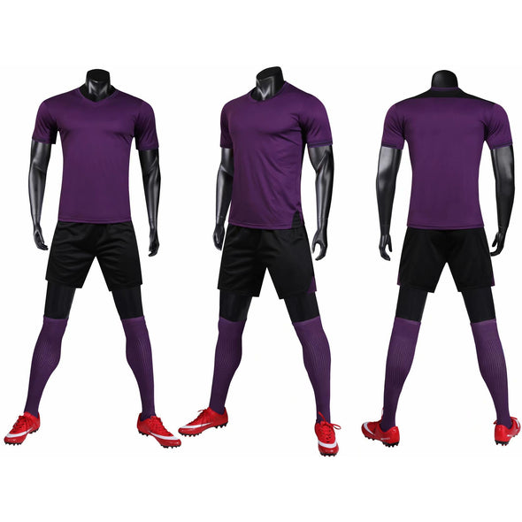 Purple 157 - Fc Uniformes de Futbol