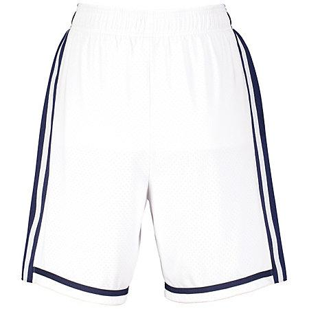 Ladies Legacy Basketball Shorts Single Jersey &
