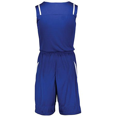 Athletic Cut Shorts Adult Basketball Single Jersey &