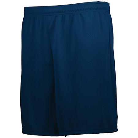 Prevail Shorts Navy Adult Single Soccer Jersey &