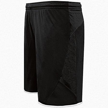 Youth Club Shorts Black/white Single Soccer Jersey &