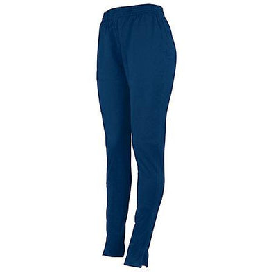 Ladies Tapered Leg Pant Navy Softball